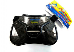 Baudrier Braid Dolphin Stealth Fiber Carbon Belt