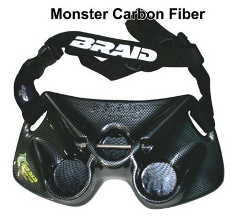 Baudrier Braid Monster Carbon Fiber