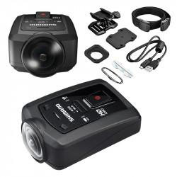 Caméra d'action Shimano Sport Camera avec Accessoires