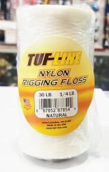 Fil poissé Tuf-Line Nylon Rigging Floss 30 lb