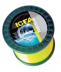 Nylon IGFA Jaune