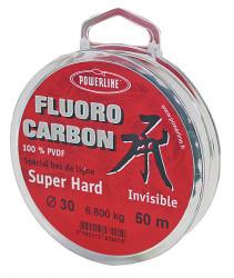 Fluorocarbone Powerline Spécial Bas de Ligne