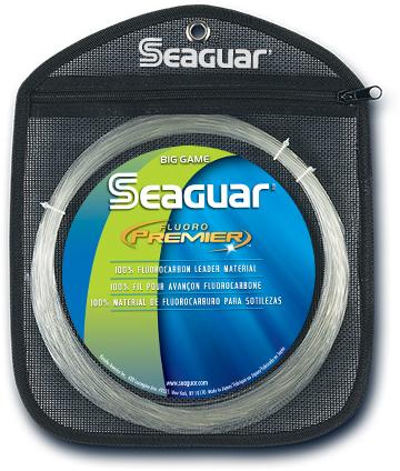 Bas de ligne Fluorocarbone Seaguar Big Game Premier