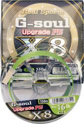 Tresse YGK G-SOUL X8 UPGRADE REAL SPORT