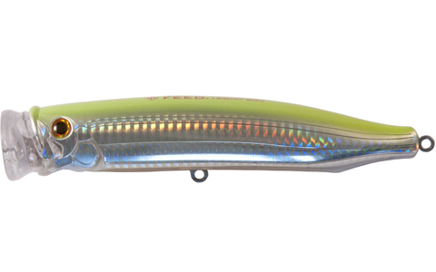 Leurre Tackle House Feed Popper 150