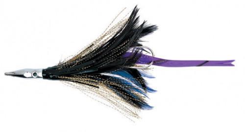 Leurre de Traine Monte Williamson Diamond Jet Feather