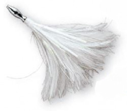 Leurre de Traine Monte Williamson Flash Feather 10,2 cm
